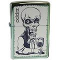 Encendedor Zippo 28679 Skeleton Bartender